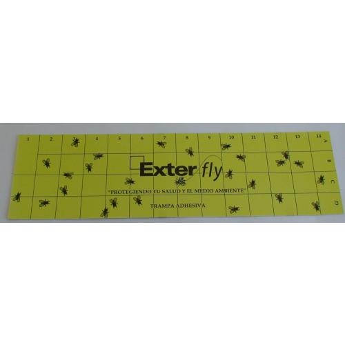 Goma para lampara Exter fly