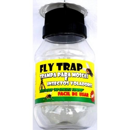 Trampa para moscas o abejas